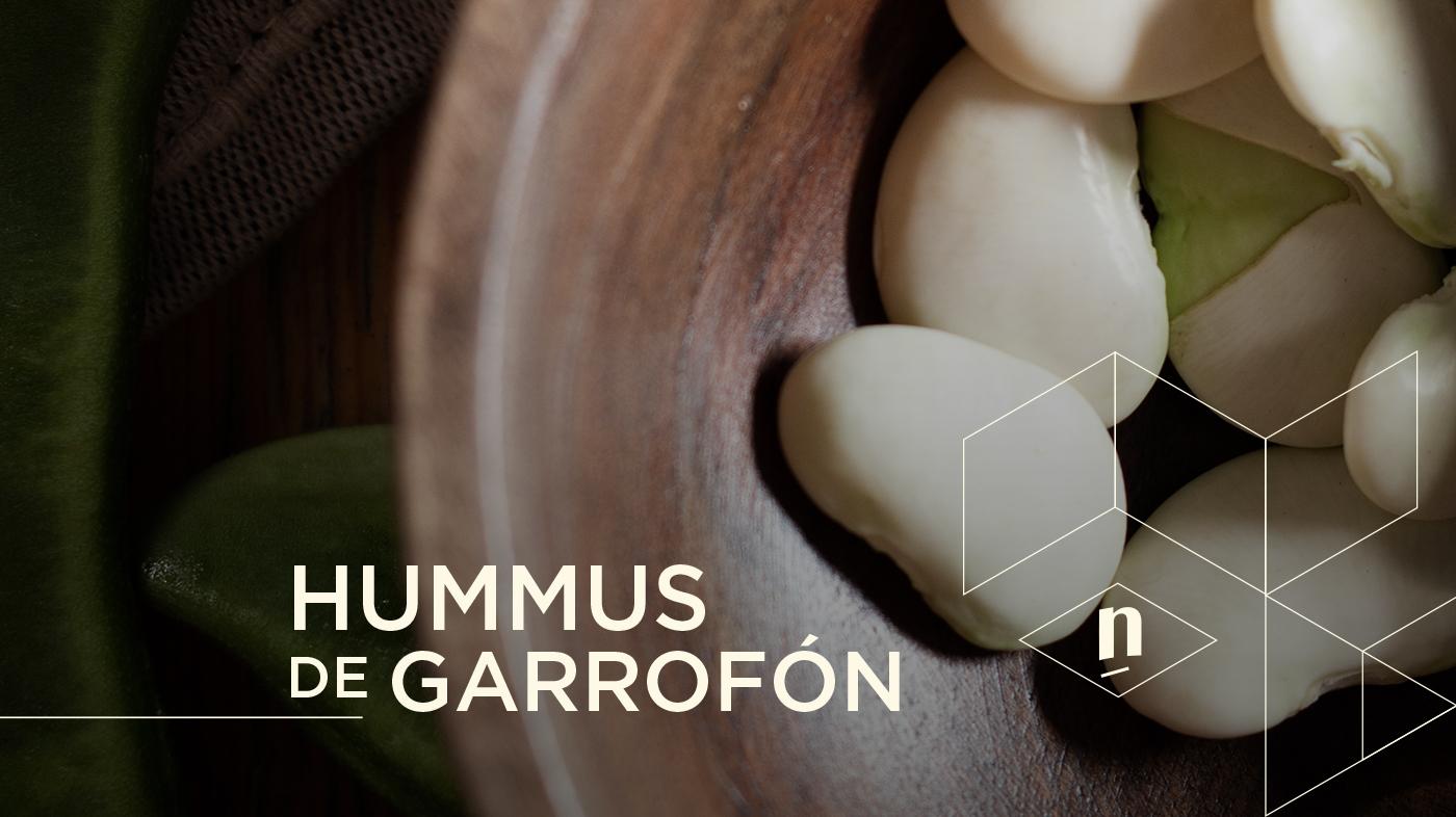 Hummus garrofón