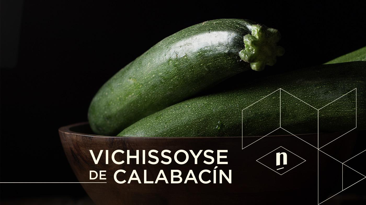 Vichissoyse de calabacín